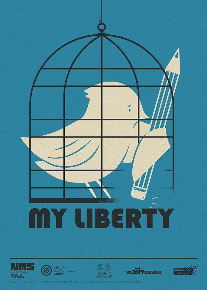 Społeczna Kampania Plakatowa Moja Wolność Niefestiwal
